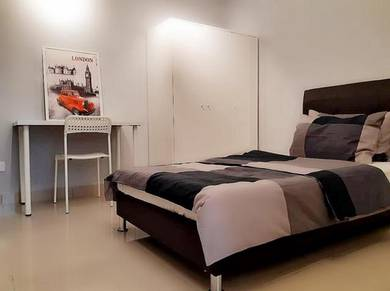 Room for rent (malay male only) in puchong saville d'lake