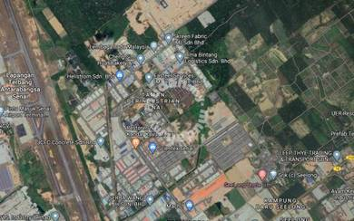 Senai 2 Acres Industrial Land, Kulai