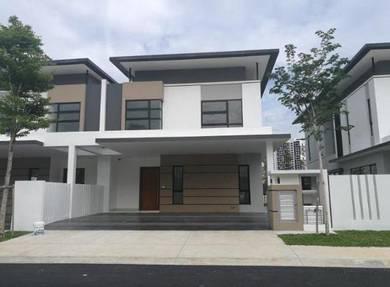 Brand New Semi D Cheria Residence Tropicana Aman Kota Kemuning