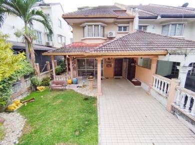 TTDI KL (ENDLOT & NOT FACING OTHER UNIT) 2.5 Storey Terrace For Sale