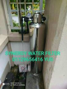 Fibre Water filter, Penapis air stainless steel