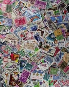 World Stamps in mix 100 pcs Lot 100c