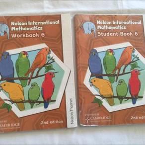 Nelson International Mathematics Student Book And