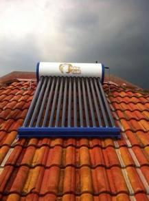 Solar Water Heater Promotion