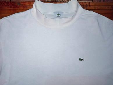 Authentic LACOSTE JAPAN #5 SzXL Jumper Shirt