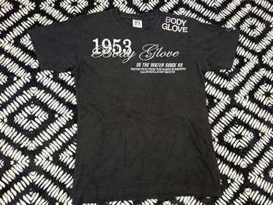 Body glove t shirt size L made in usa
