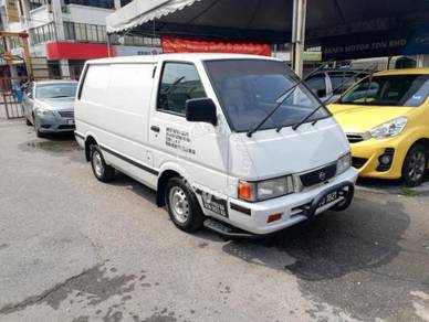 Nissan Vanette c22 Panel Van 2010