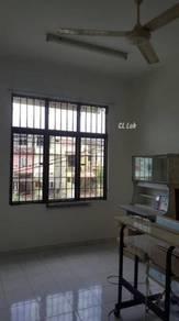 Double Storey Terrace Sungai Ara For Sale 4bedroom, Basic Reno