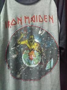 Vintage iron maiden 3q