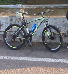 Eurobike mountain bike mtb basikal