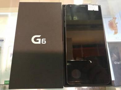 LG G6 LTE 4G 4GB Ram 64GB - Fullset