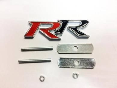 Honda Logo Type R RR Js Racing Rs
