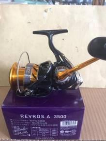 Daiwa Revros A 2000 - 4000 Fishing Reel Pancing