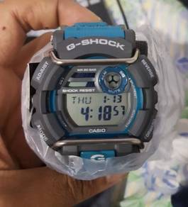 G shock GD-400 Blue