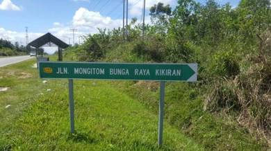 Land For Rent At Keningau