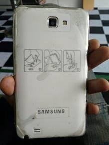 Galaxy Samsung N 7000 untuk dilepaskn