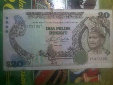 RM 20 siri 1 TA (Aziz Taha)