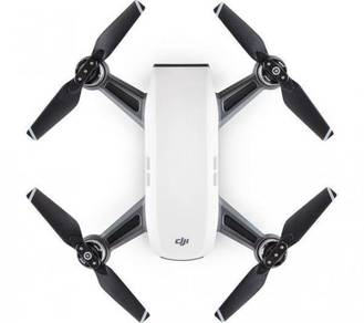 Official DJI SPARK Drone White c/w EU Charger
