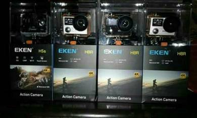 Action Cam Eken H8R & H5S
