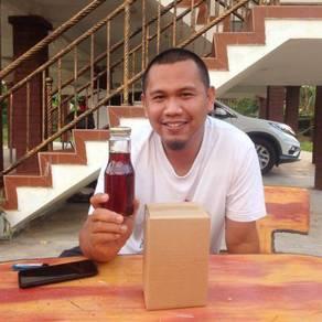 Madu Kelulut Asli dari Kelantan