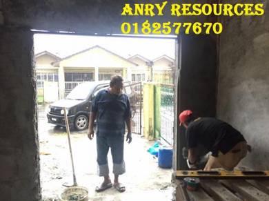Khidmat Repair/Cat/Pemasangan