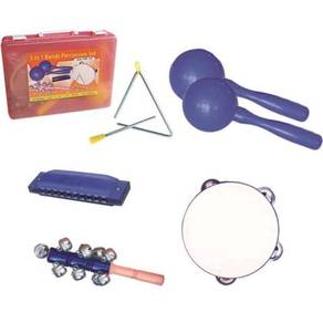 Bands Percussion Set 5 In 1