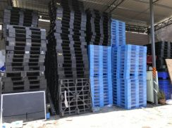 Recycle used plastic pallet in Penang