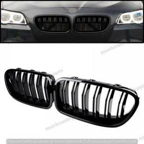 New Glossy Black Grill Grille BMW F10 F11 M5 10-13