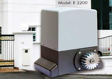 Autogate E2200 AC Sliding Gate System