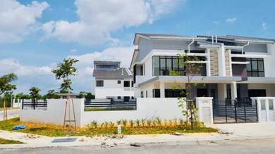 [3800sqft] 2 Sty CORNER House M Residence 2 Bandar Tasik Puteri Rawang