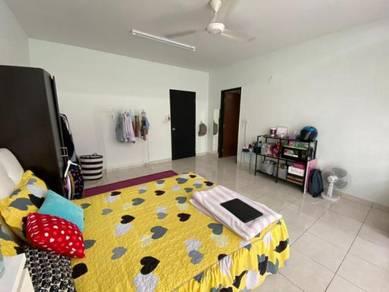 Room rent Bangi, Bangi Avenue, master, private bathroom, BSP, KUIZ GMI
