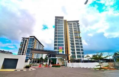 Rivervale Condominium, Stutong, Kuching