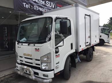 All New Isuzu 1, 5, 10 Ton Lorry Above
