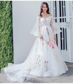 Wedding bridal bridesmaid prom dress RB0311