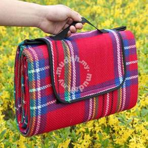 150x200cm Camping Plaid Picnic Beack Mat Blanket