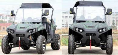 UTV. ATV 250cc 4x2 new car big motor
