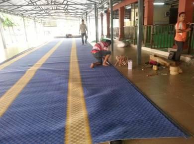 Karpet masjid baduri dan carpet surau marwah