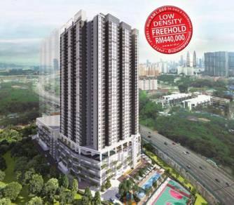 Sentul residential- freehold - low density