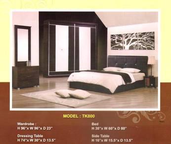 Future bed room set-8800