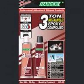 Hardex 3 ton steelweld metal epoxy compound 56.8g