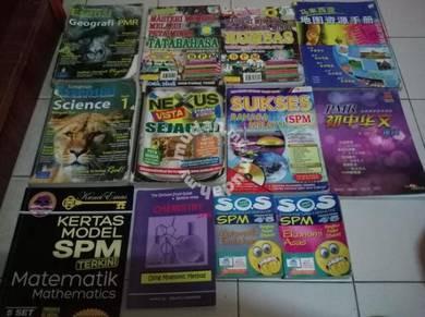 Form 1-form 5 books