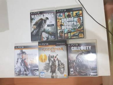 Ps3 second hand games