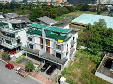 Exclusive Semi D (3.5 Stry) Corner Lot, Duta Suria Residency For Sale
