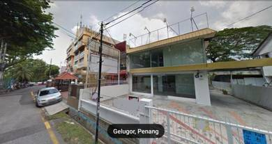 Gelugor Main Road 2sty Commercial House