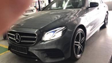 New Mercedes Benz E350e AMG for sale