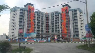 Klebang Sky Garden Condominium