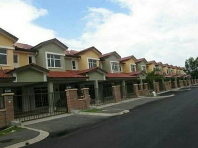 Rumah untuk dijual di bandar laguna merbok