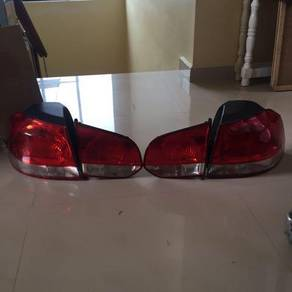 VW Golf mk6 tail light rear