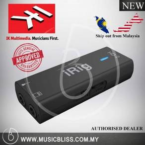 IK Multimedia iRig HD 2 Guitar Interface ( HD2 )
