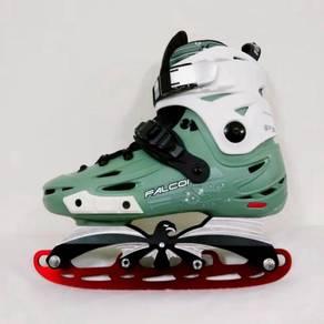 (Skatescape) FLYING EAGLE F6 FALCON ICE SKATES RED